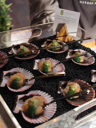 Scallops by Herban Feast