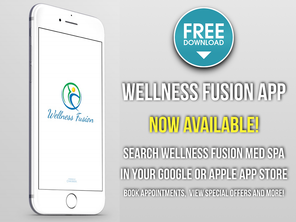 Wellness Fusion Med Spa APP
