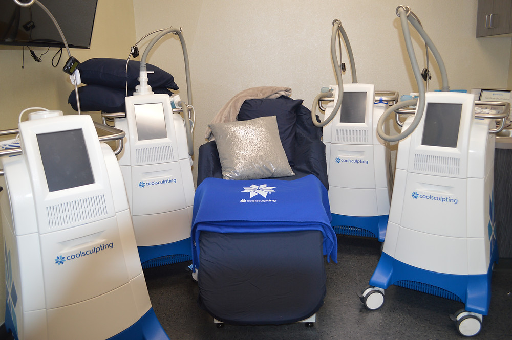 Wellness Fusion CoolSculpting Machines