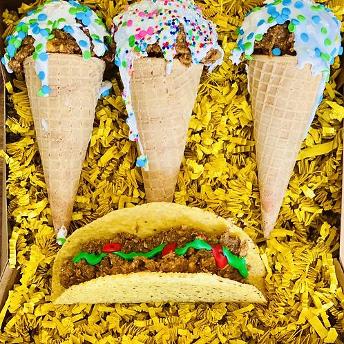Tacos and Ice Cream