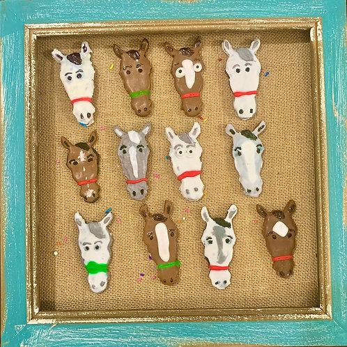 Assortment of Horses