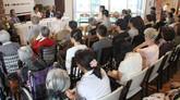 「医療と介護の座談会」を開催しました