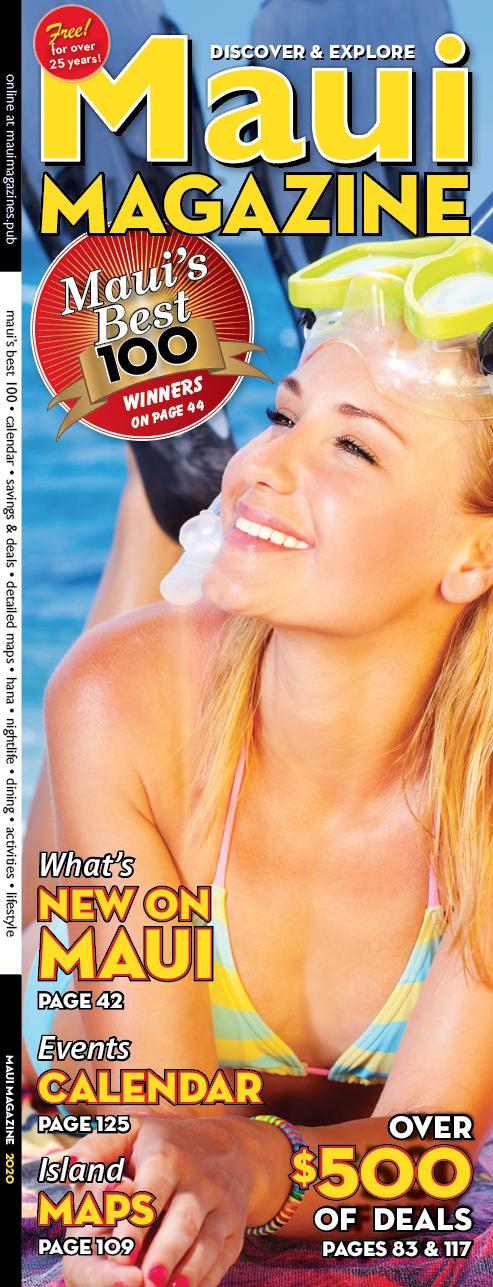 MauiMagazine2020