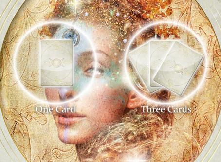 オラクルカードは信託、神のお告げ