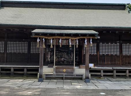 やっぱり神社仏閣、大好き