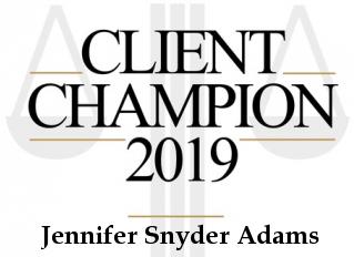 Client Champion Silver Distinction