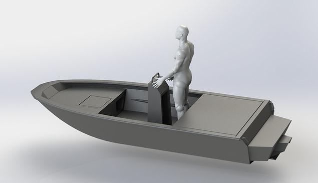 Rockfish Boats R130