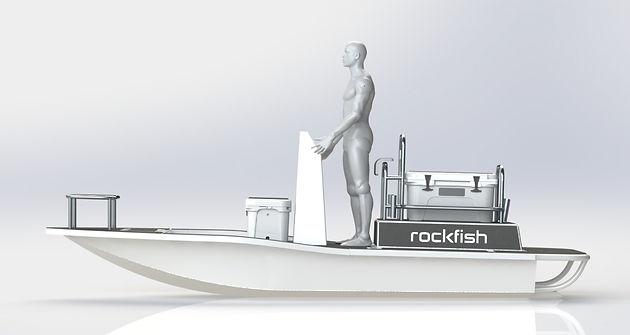 Rockfish Boats S140