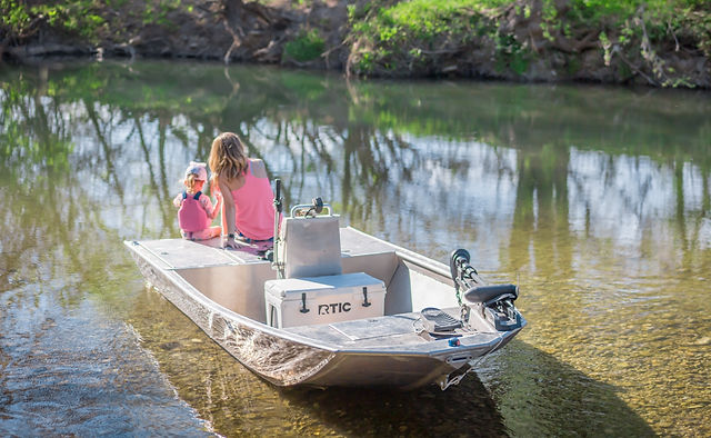 Rockfish Boats