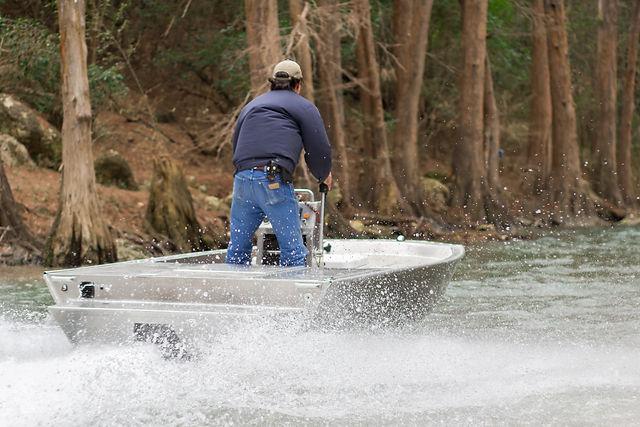 Rockfish Aluminum Jet Boat
