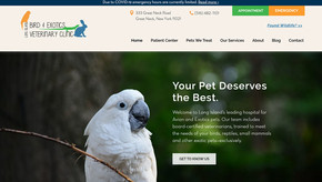 Bird & Exotics Veterinary Clinic