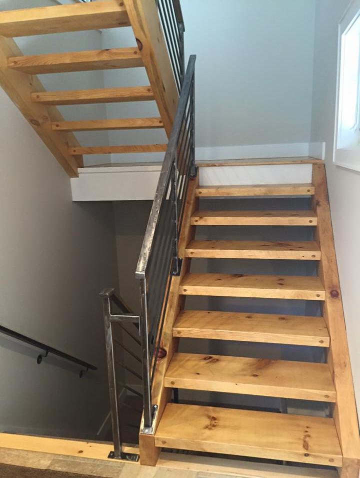 Decarlo Residence Stairway