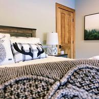 Long Residence Bedroom details