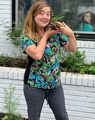 Sara Woods Veterinry Assistant at Long Island Exotic Pet Vet