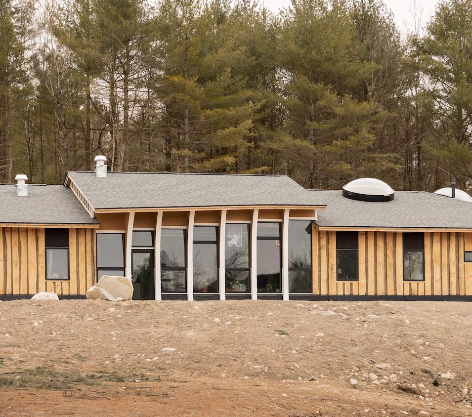 Hampshire Country School Exterior