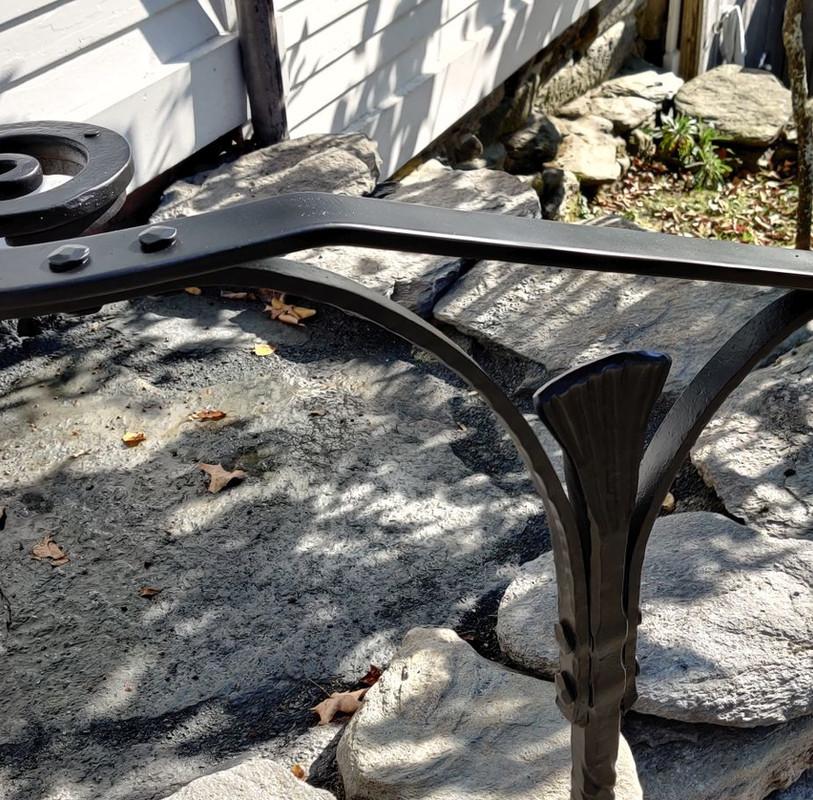 Forged Steel Railing
