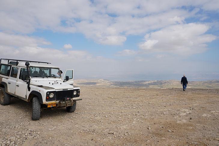Israeli Desert