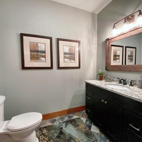 Long Residence master bath