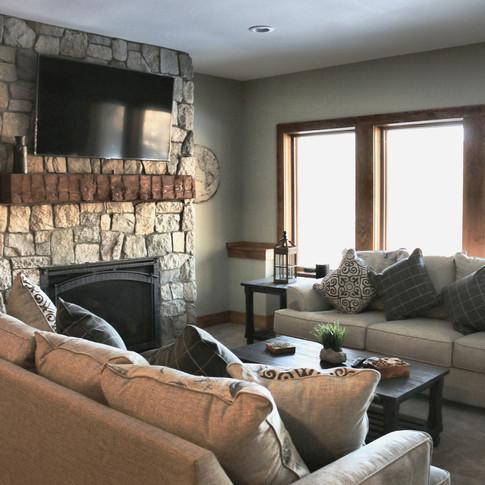 Long Residence sitting area