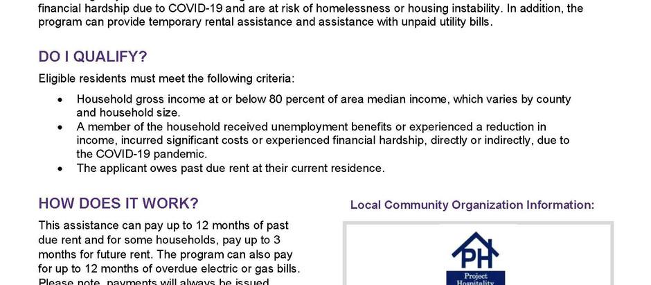 New York State Emergency Rental Assistance Program
