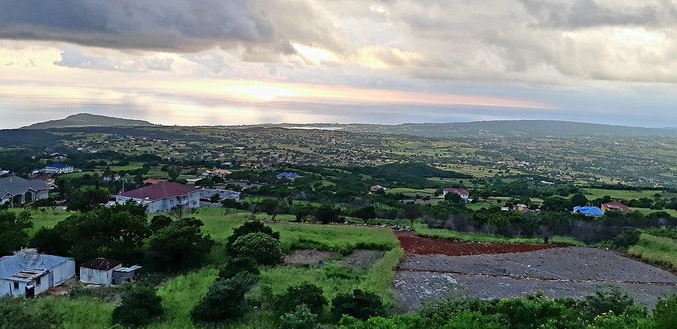 Beautiful view of Jamaica