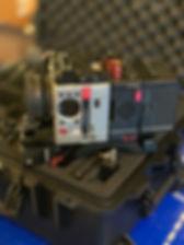 Kinefinity Terra 4K equipment drone potography