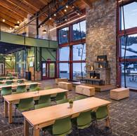 Carinthia Base Lodge Interior