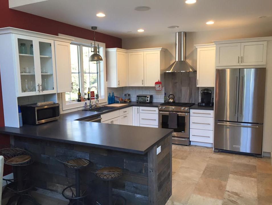 Decarlo Residence Kitchen