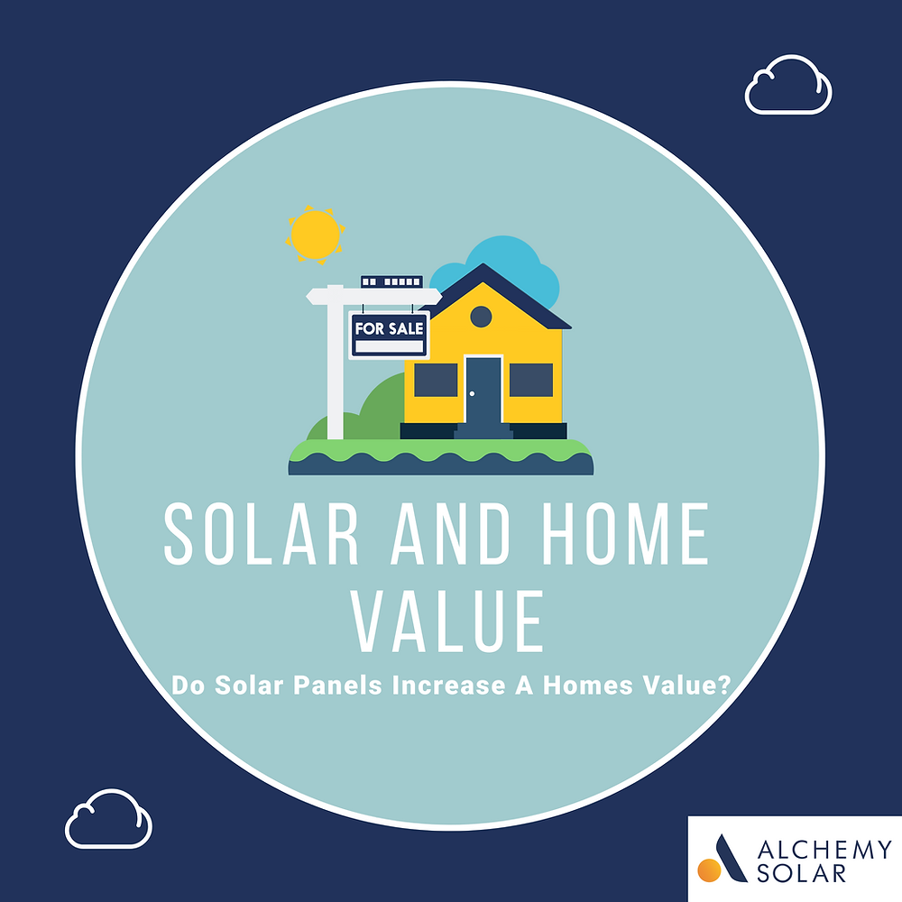 How a solar panel system can increase the value of your home