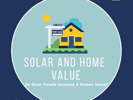 Do Solar Panels Increase Home Value?