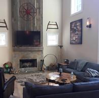 Decarlo Residence Living room