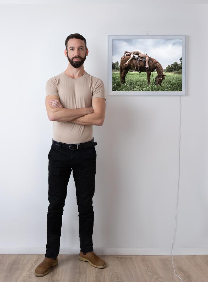 Omer Gaash artist