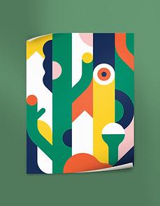 Into the Woods by Ariel Wollek | Fine Art Poster | BetterThanPlaster