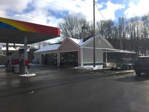 Sandri Sunoco Gas Station