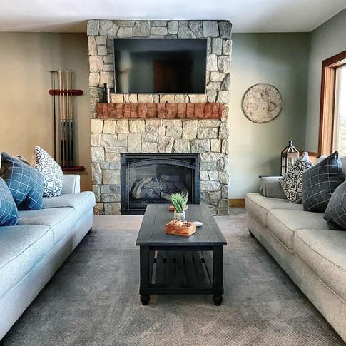 Long Residence livingroom close up