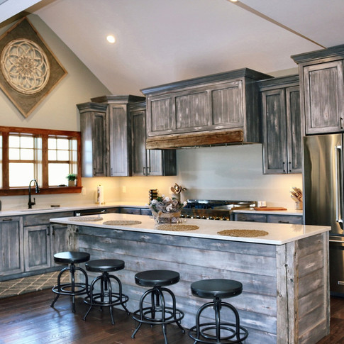 Long Residence Kitchen