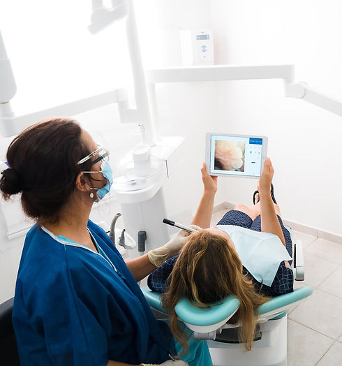 smart mirror dental