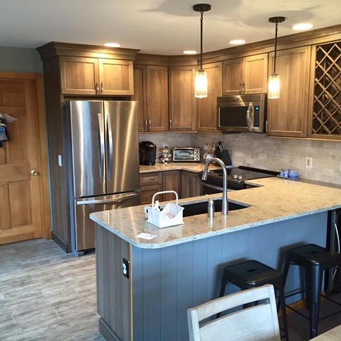Scotto Residence Kitchen