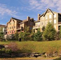 Boulder Ridge Condominiums Facade