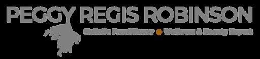 Peggy Regis Robinson logo