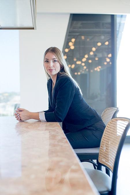 Bridie Castiel, social media strategist in Ra'anana Israel