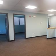 Eastman Maintenance Facility interior common area