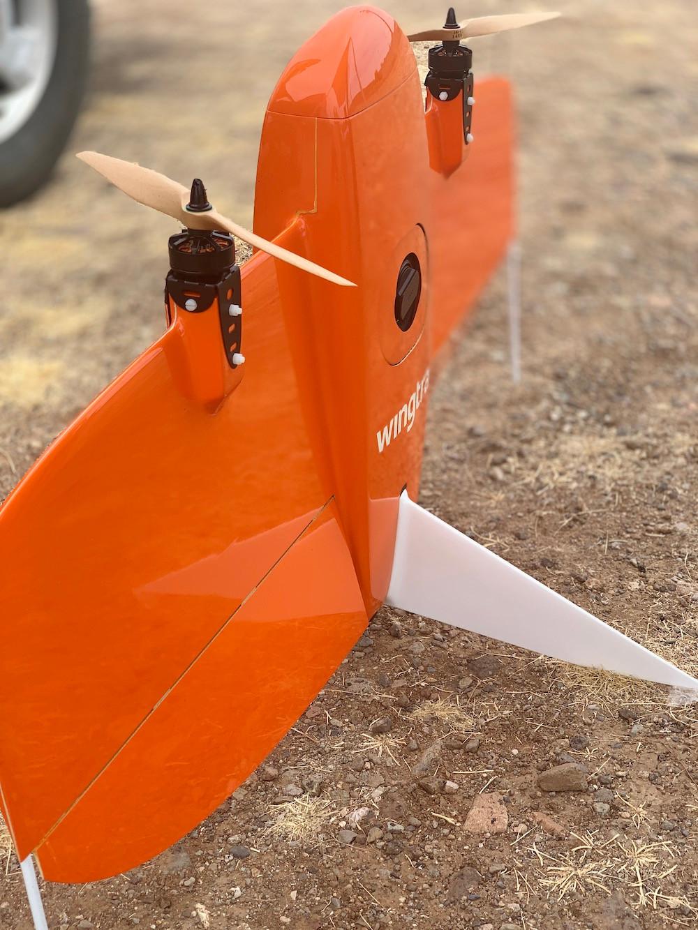 FireflyPPK / WingtraOne PPK Fixed-wing