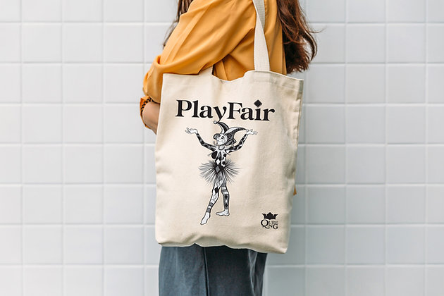 Tote Bag - Get a fabulous Queeng limited edition Tote bag for $24.90