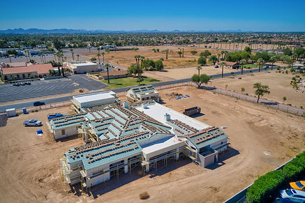 roofing inspection by drone, arizona