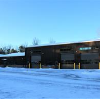 Eastman Maintenance Facility Exterior