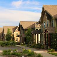 Boulder Ridge Condominiums Street & Extrior