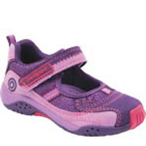 Dakota Purple Girls Pepiped Sneaker