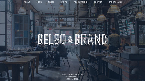 Gelso & Grand