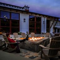 Carinthia Base Lodge Firepit